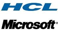 hcl-microsoft-logos