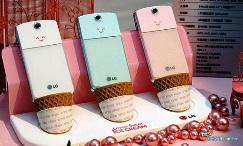 LG KF350(Ice Cream phone)