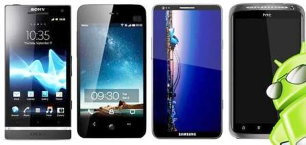 Top 5 Camera Phones of 2012