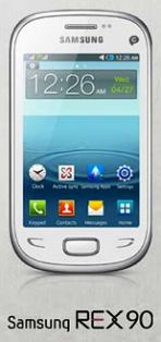 Samsung Rex 90 Specs