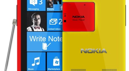 Nokia Note rival to Samsung's Galaxy Note