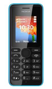 Nokia 108 a classic design Camera Phone