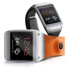 Pros of Samsung Galaxy Gear smart watch