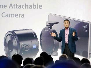 Sony Xperia Z1 comes with a 20.7 megapixel camera