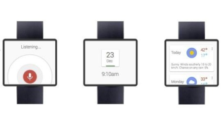 Google's smartwatch will be titled Google Gem