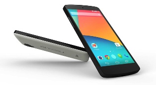 Specs of Google Nexus 5 Smartphone