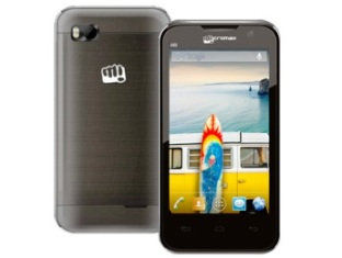 Micromax smartphone Bolt A61