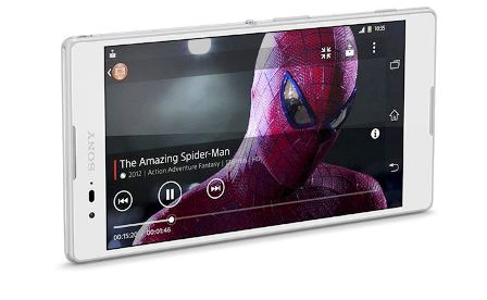 Xperia T2 Ultra phablet