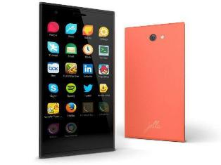 Jolla smartphone Features